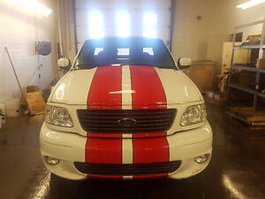 2003 Ford F-150 Lightning 650hp Whipple Supercharged