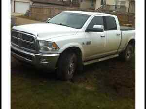2010 Dodge Power Ram 2500 Laramie Pickup Truck