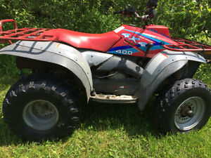 Used 1994 Polaris 4x4 400cc