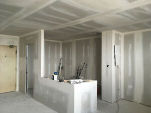 Professional Drywall Service 15 Years Experience