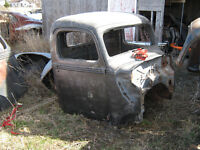 1938 Ford PU Truck Project