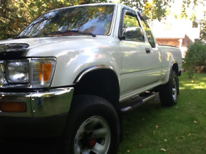 1990 Toyota Other Pickups Camionnette prix négociable