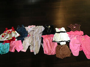 6mth - 12mth Summer lot only 8.00 for all