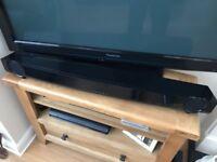 Yamaha YAS 101 sound bar £60.00