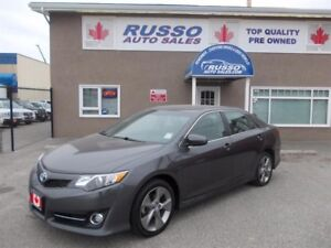2013 Toyota Camry 4dr Sdn