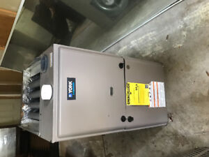 AC and Furnace set for sale (York)