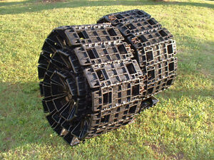 "Argo 18"" Supertracks 8 x 8  or 6 x 6 original Argo plastic track"