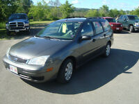 2005 FORD FOCUS ZXW WAGON $2000 TAX IN AS IS WHERE IS