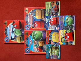 Chuggington books, set of 3 plus set of 6