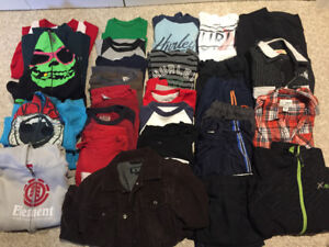 Lot of Boys clothes for sale - size 7-8