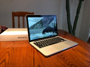 Apple Macbook Pro Retina - Late 2013