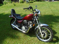 HONDA SHADOW 750 1984 23000 KM original