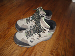 USED WORKLOAD SAFETY BOOTS MEN'S 7