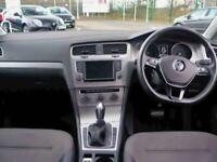 2016 Volkswagen Golf 1.4 TSI 125 Match Edition 5dr DSG Auto Hatchback Petrol Aut