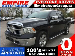2014 RAM 1500 BIG HORN * 4WD * NAV * REAR CAM * BLUETOOTH
