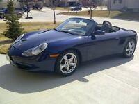 2001 Porsche Boxster