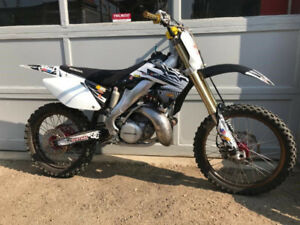 2005 HONDA CR250R FOR PARTS ONLY!