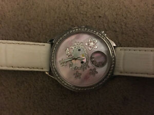 Hello Kitty Diamond Watch