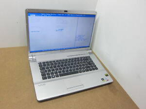 """Laptop Notebook 16.4"""" Sony VAIO VGN-FW235D Core 2 Duo T5800 2.0G"""
