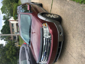 2008 Ford Taurus X. AWD Leather remote start
