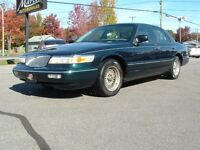 1997 Mercury Grand Marquis LS Berline