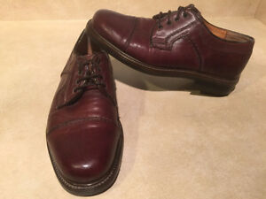 Men's Sergio Classic Leather Dress Shoes Size 9 London Ontario image 5