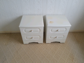 Bedside cabinet Free local delivery from Peterlee
