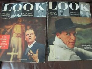 "OLD "" LOOK"" MAGAZINES"