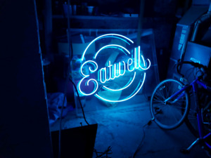 Eatwell Neon sign