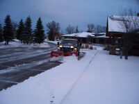 Automatic snow plowing after every snowfall- 855 210-5556