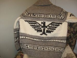 """Cowichan Like"" Sweater"