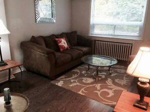 Quaint Furnished One Bedroom, Downtown