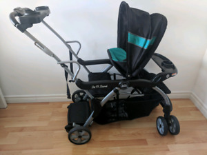 Baby Trend Double Stroller like new