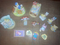 Cabbage Patch Kids Figurines Collectibles