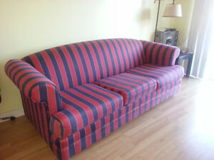 Three seater couch from pet & smoke free house