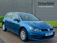 2013 Volkswagen Golf 1.4 TSI S DSG (s/s) 5dr Hatchback Petrol Automatic