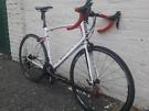 Giant defy 1 carbon fibre bike