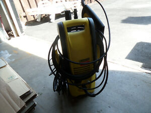WANTED A KARLAR POWER WASHER