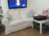 Really comfy large 2 seater sofa