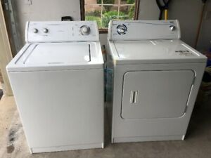 Used Washer/Dryer set to go, works perfectly