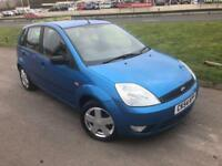 2004 Ford Fiesta 1.4 Zetec - FSH - New MOT - Only 72000 Miles