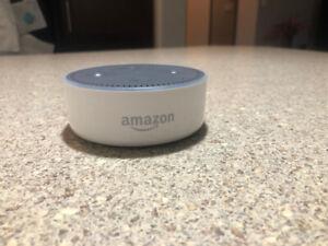 Amazon Echo Dot with Alexa smart speaker