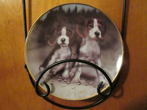 Assorted collectors plates