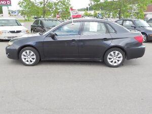 Subaru Impreza 4dr Sdn Man 2.5i 2008