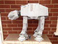 Star Wars Legacy AT-AT Walker Vehicle