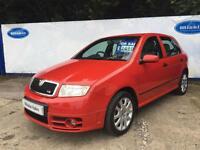 2004 54 Skoda Fabia 1.9TD ( 130bhp ) VRS Diesel