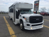 LIMOUSINE AND PARTY BUS RENTALS