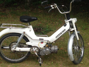 1978 Bombardier/Puch Maxi S moped Peterborough Peterborough Area image 3