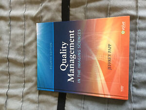 Quality Management in the Imaging Sciences Fourth Edition