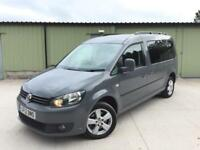 Volkswagen Caddy Maxi LIFE L 1.6TDI * VAT INCLUDED